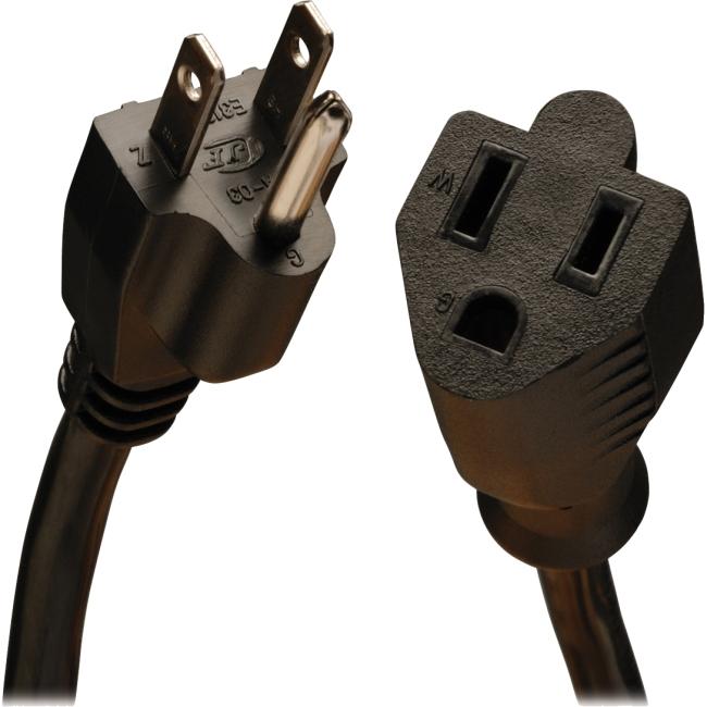 Tripp Lite P024-010 14-gauge, 15-amp Heavy-duty Power Extension Cord (10ft)