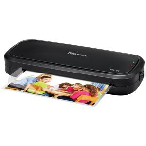 """Laminator for light use in home or home office. Laminates documents and photos up to 9"""" wide - 9.50"""" Lamination Width - 5 mil Lamination Thickness INCLUDES STARTER KIT"""