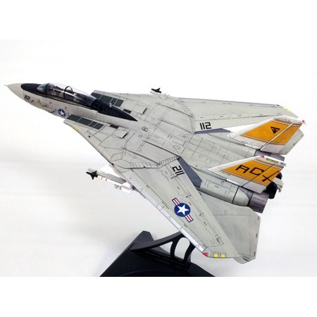 Grumman F-14B F-14 Tomcat VF-32 Fighting Swordsmen - USS Harry S. Truman - with Display Stand - 1:72 Scale Diecast