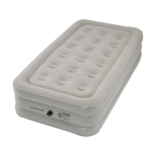Instabed Twin size Airbed with External AC Pump Walmart