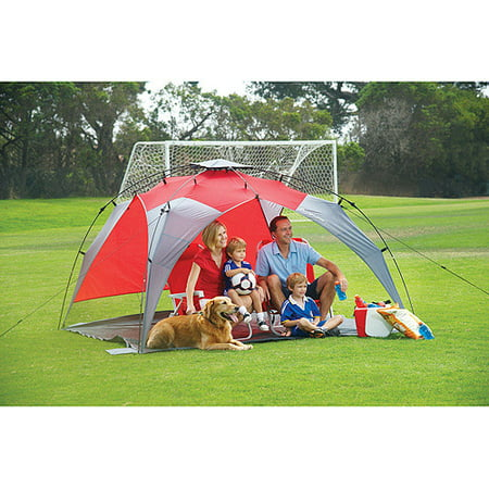 on sale 2e8d7 682af Lightspeed Quick Canopy Red With Side Wa