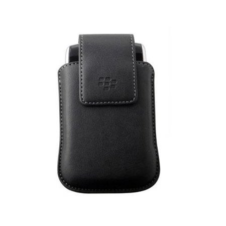 OEM BlackBerry Leather Holster Case for Storm 9530 9500 -