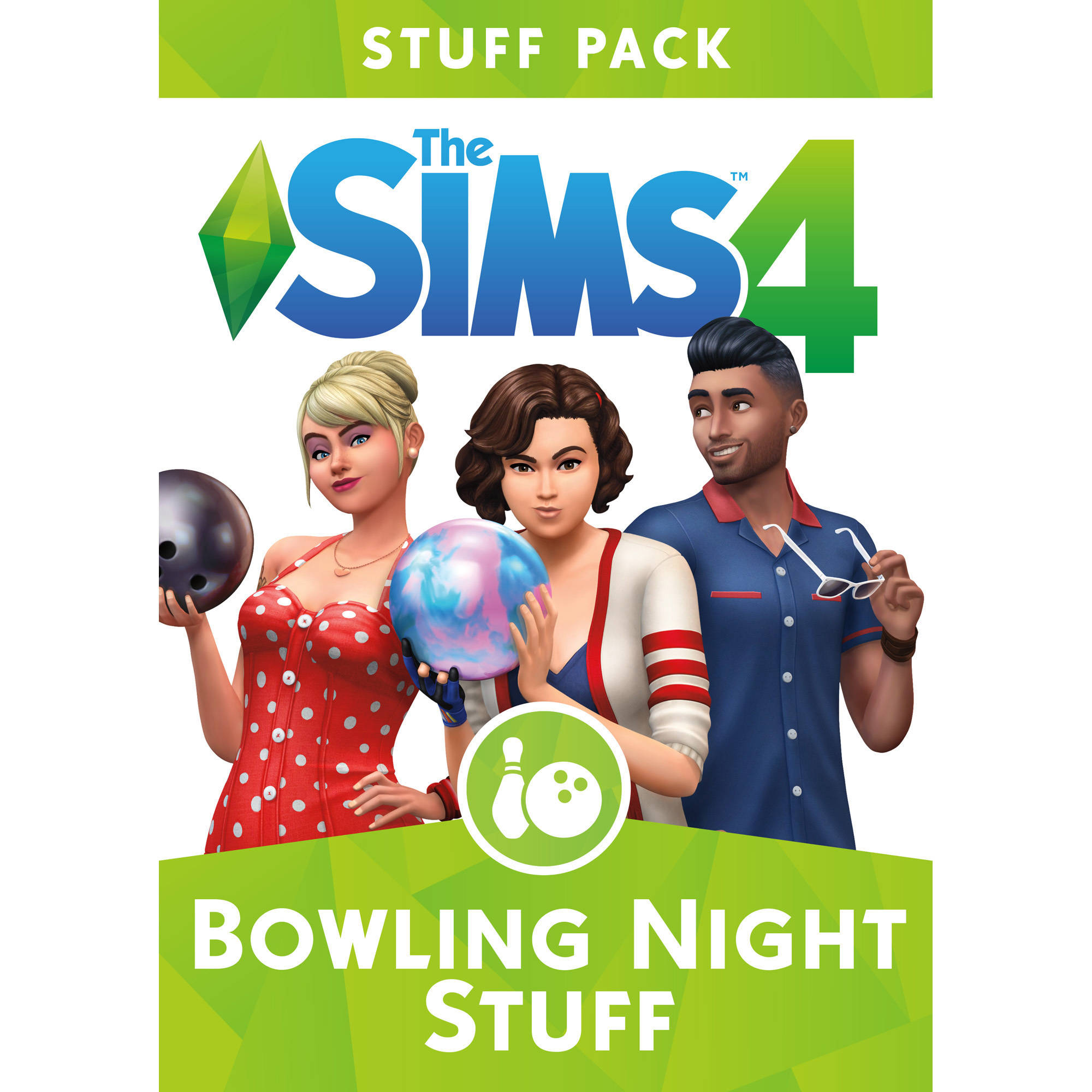 Electronic Arts The Sims 4 Bowling Night Stuff (email delivery)