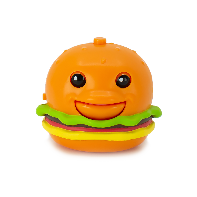 Mojimoto Animated Talk Back Cheeseburger