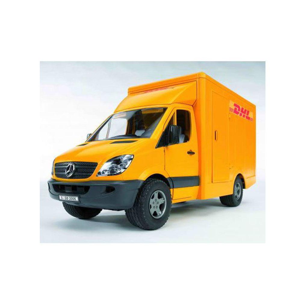 Bruder - 02534 | Commercial: Merceds Benz Sprinter DHL - image 2 of 3