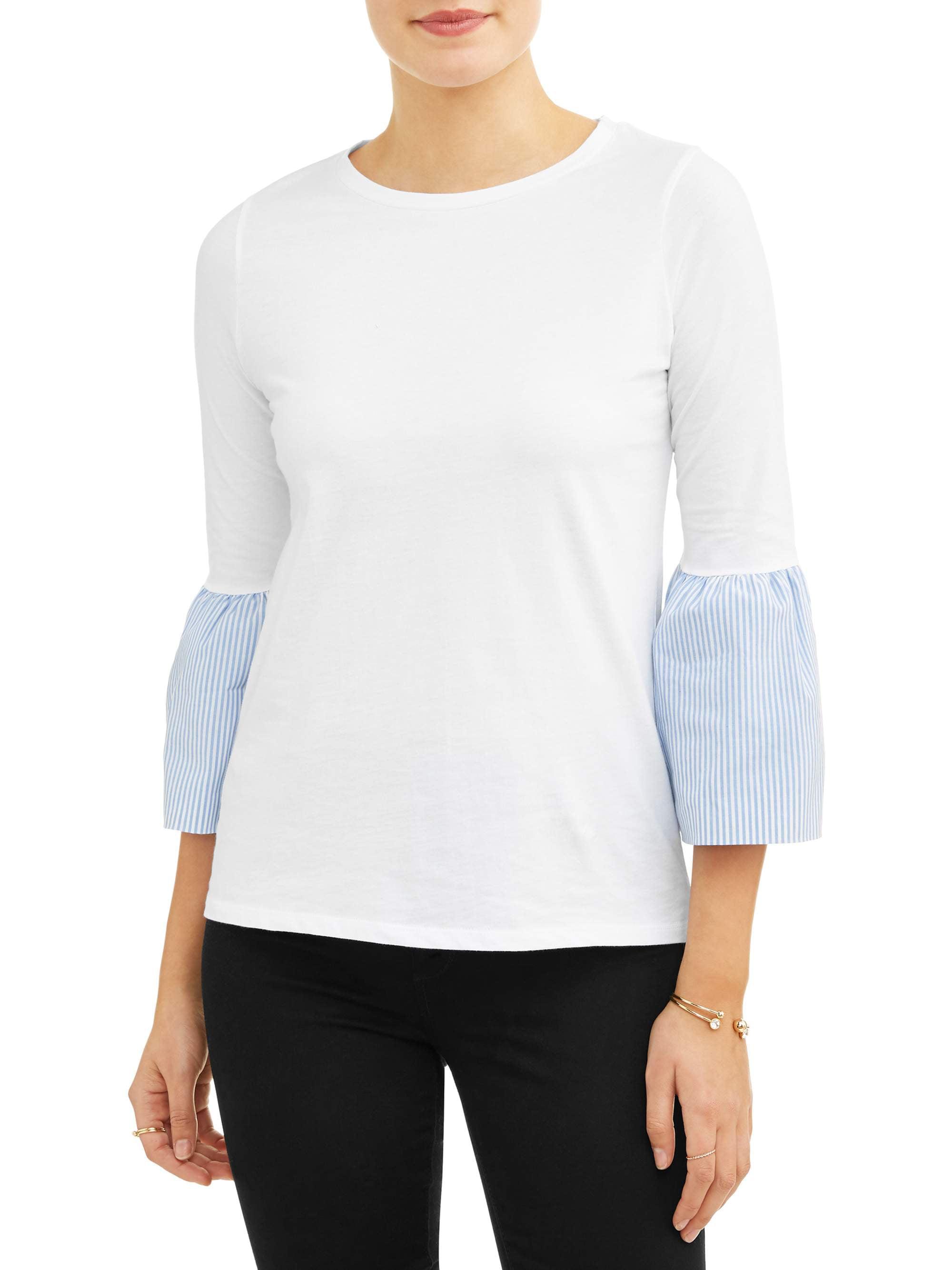 Alison Andrews Women's Long Sleeve Statement Sleeve T-Shirt