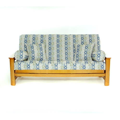 Lifestyle Covers Spa Box Cushion Futon Slipcover
