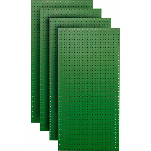 TRITON PRODUCTS TPB-4BK Pegboards,Black,48 in. H,24 in. W,PK4 G3719348
