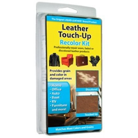 Liquid Leather Leather Touch Up Recolor Kit Walmart Com