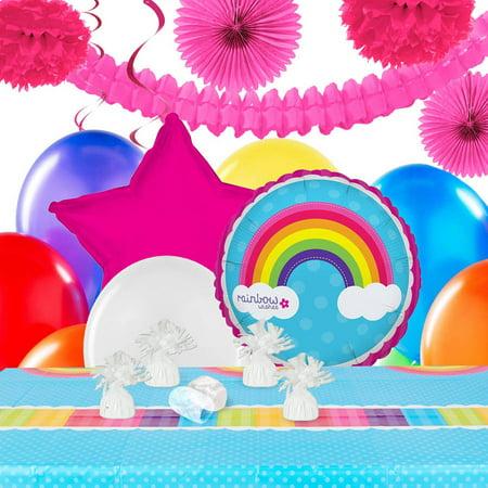 Rainbow Wishes Decoration Kit