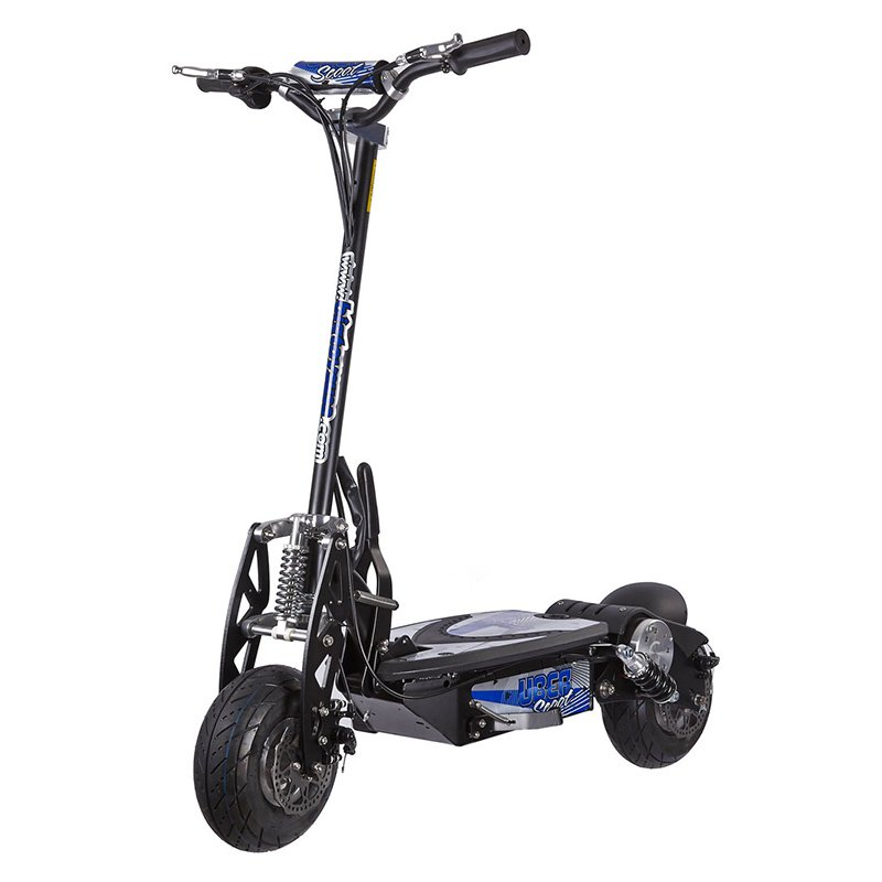 UberScoot 1000w Electric Scooter Red by Big Toy USA