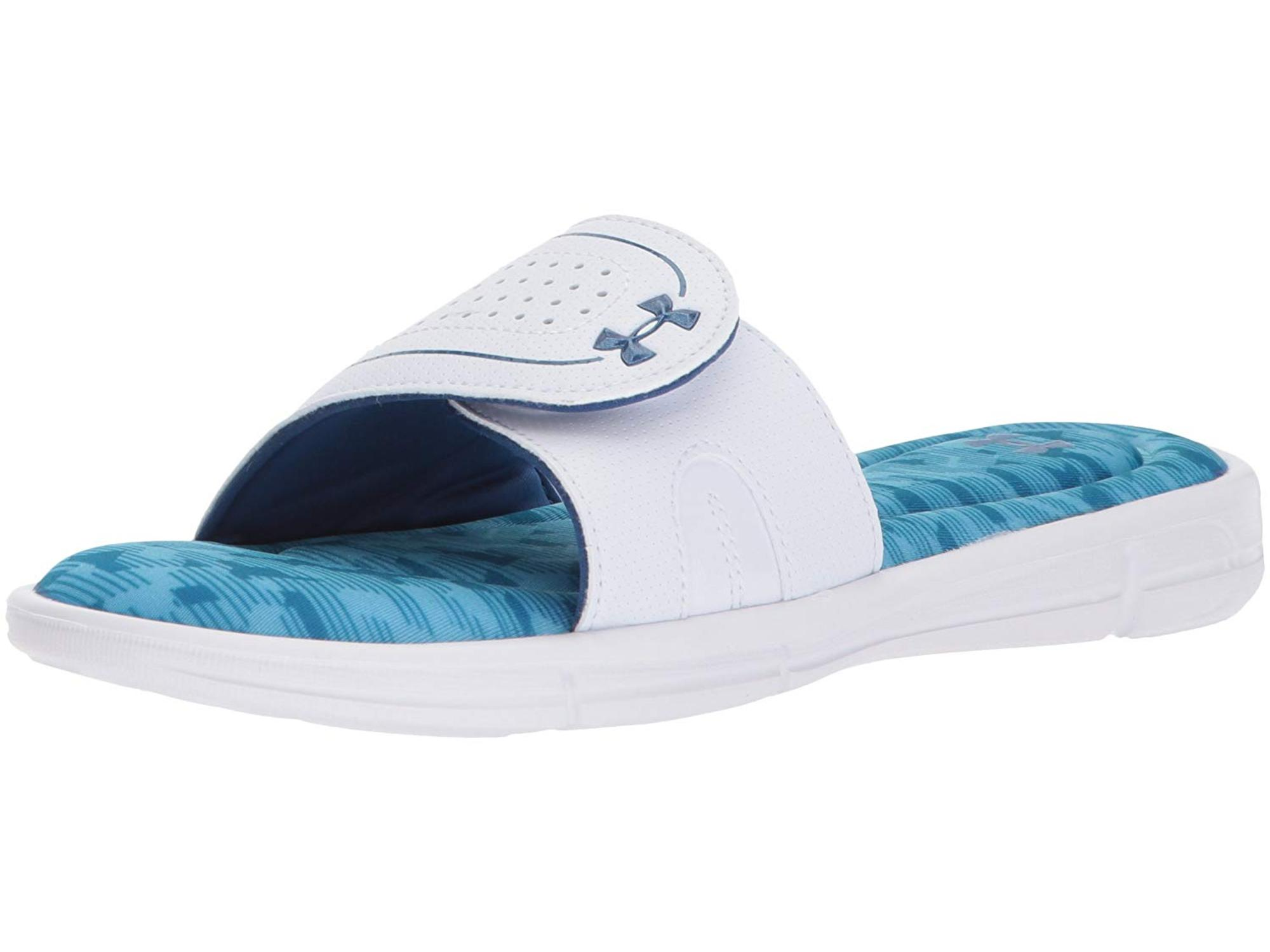 aac81d630aa Under Armour Women s Ignite VIII Edge Slide Sandal