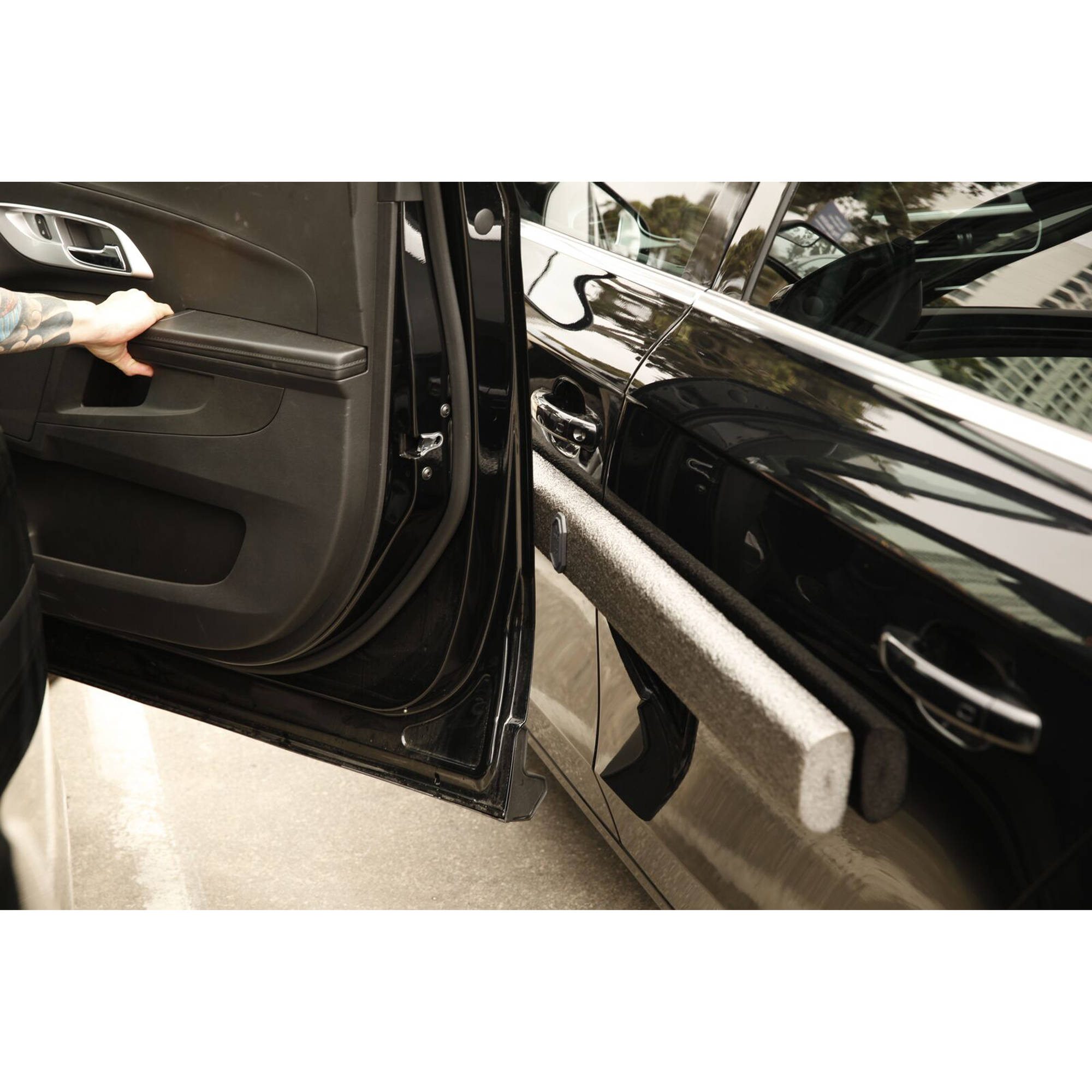 No Dings Car Door Bumper Guard - Walmart.com