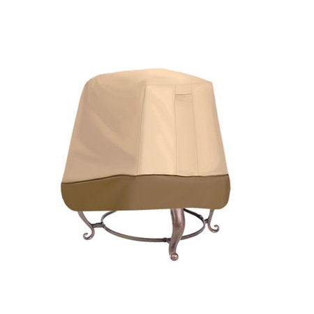 Armor Shield Patio Fire Pit Cover Fits Stand-Up Fire Pit Up to 35.5