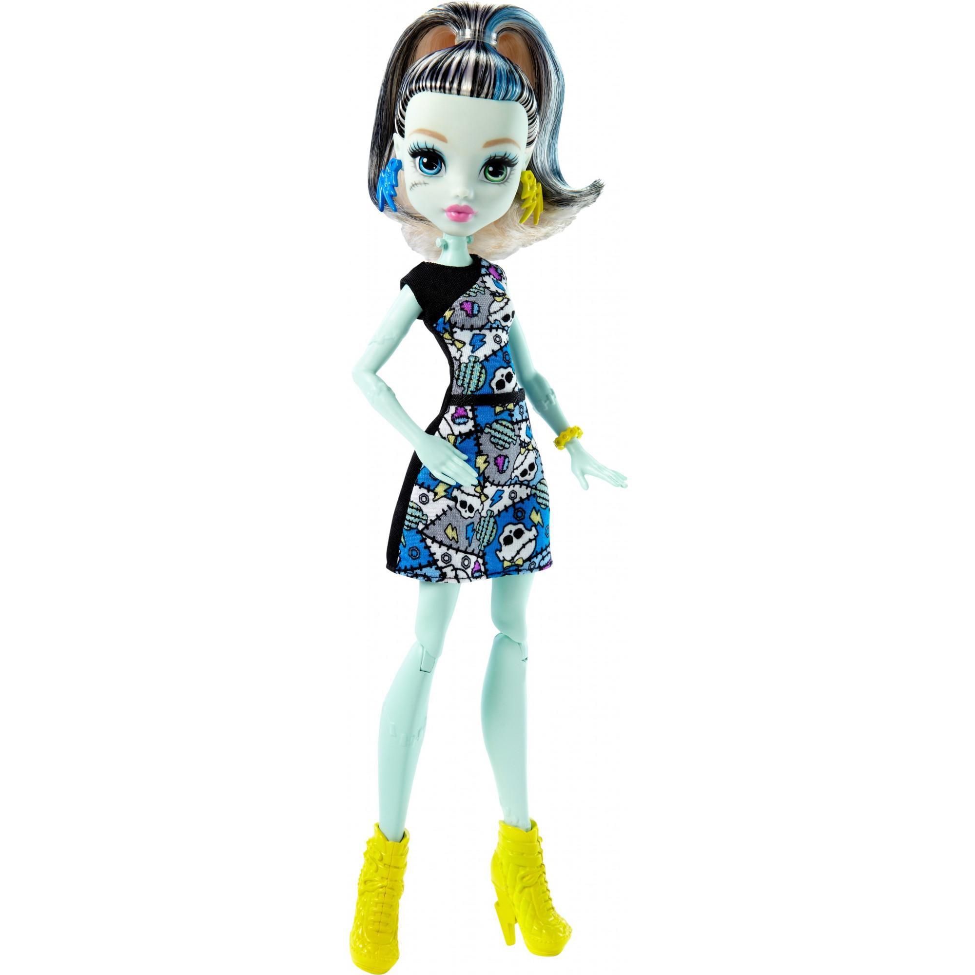 Monster High Frankie Stein Doll by MATTEL INC.