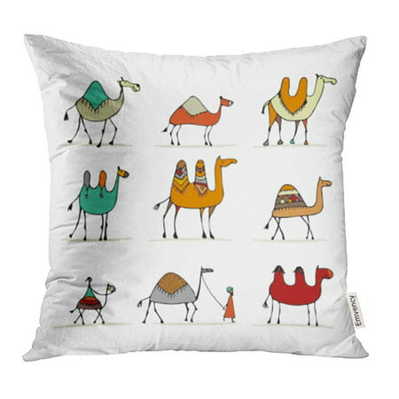 Cmfun Desert Camel Sketch For Your Design Drawing Cute Hump Abstract