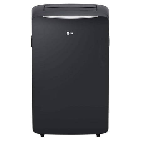 LG 115V Portable Air Conditioner with Remote Control for Rooms up to 500 Sq. Ft., Graphite Gray