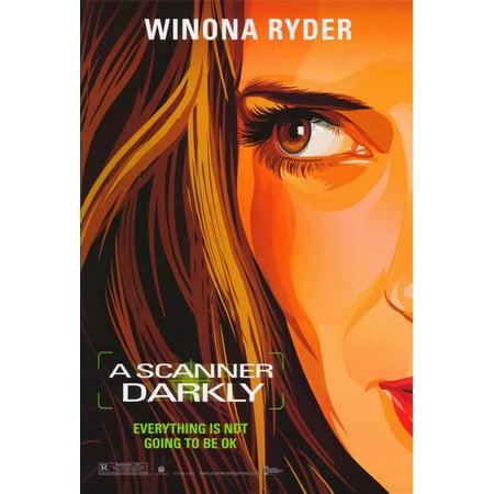 A Scanner Darkly Poster Movie C  27X40