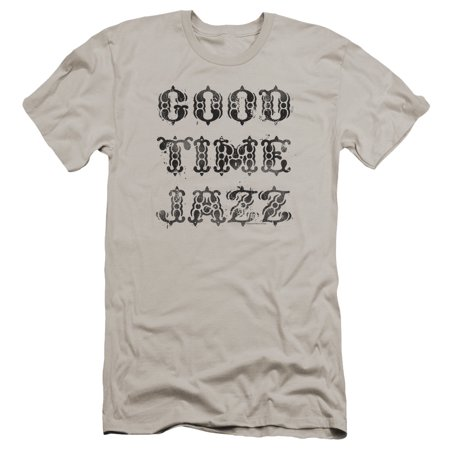Good Time Jazz Gtj Vintage Mens Premium Slim Fit Shirt