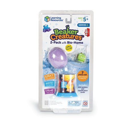 Learning Resources Beaker Creatures Bio-Home, Science - Halloween Science Beakers