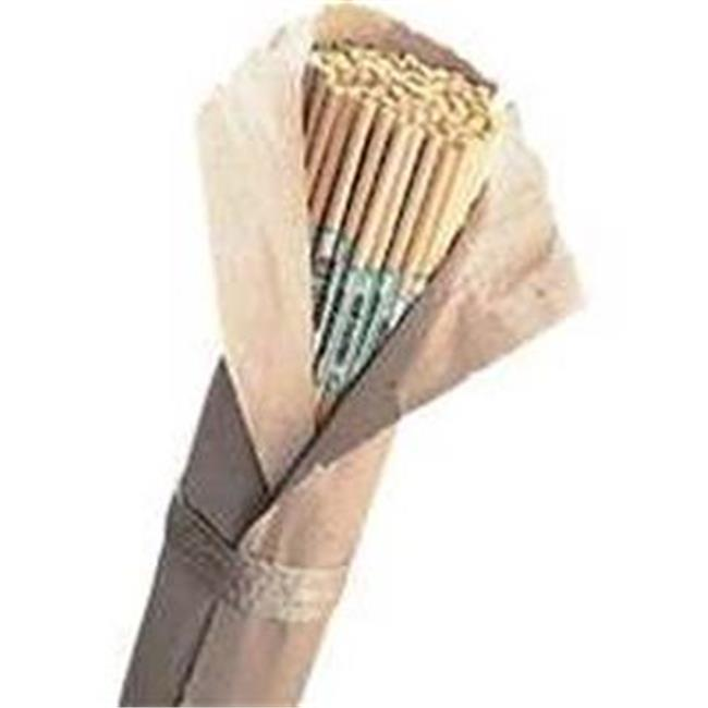 Waddell Mfg Co 6706UB Dowel Birch Round - 0.37 x 48 in. Pack Of 25