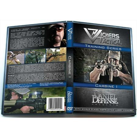 Daniel Defense DVD, Vickers Tactical Training Series, Carbine