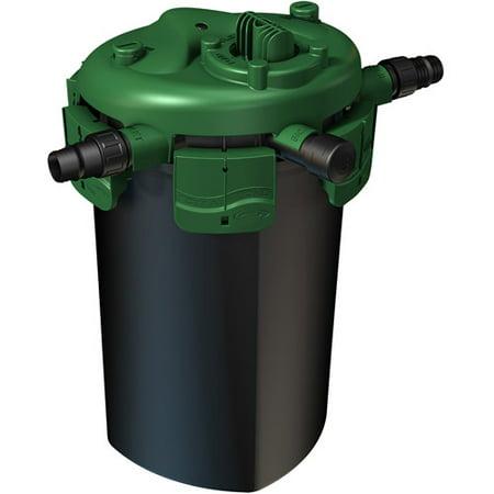 Tetra Pond 26568 BP4000UV Large 4000 UV Beaded Pressure Filter ...