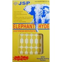 JSP® ELEPHANT-HYDE JEWELERS PRICE TAGS GOLD X 2