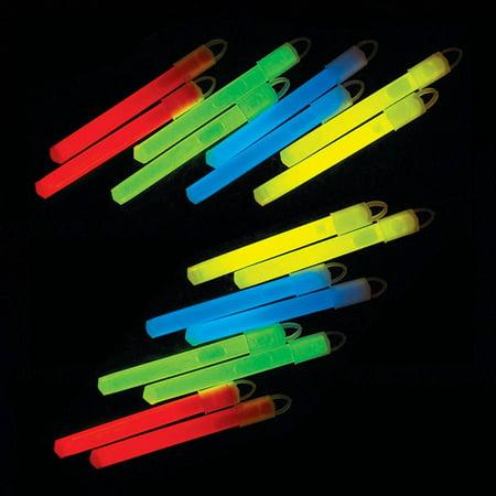 Glow Light Sticks, 8pk
