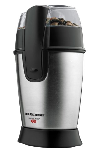 Black & Decker Cbg100s Coffee Grinder (cgb100s) by Black & Decker