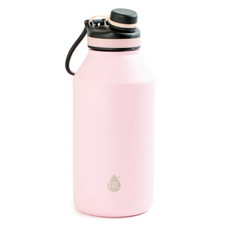 TAL 64 Ounce Pink Stainless Steel Insulated Ranger Tumbler