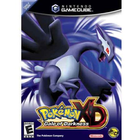 Pokemon XD: Gale of Darkness GameCube
