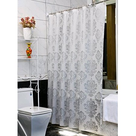 Ufelicity 48 Inch By 72 Shower Curtain Environmental For Bath Non Toxic PEVA Bathroom