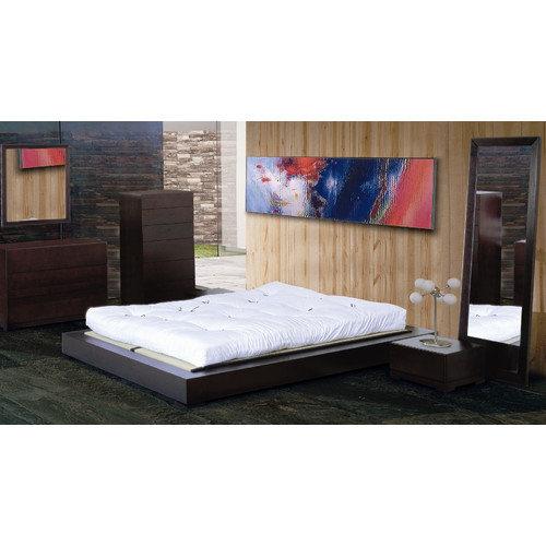 Bundle-28 Hokku Designs Zen Platform Customizable Bedroom Set (3 Pieces)