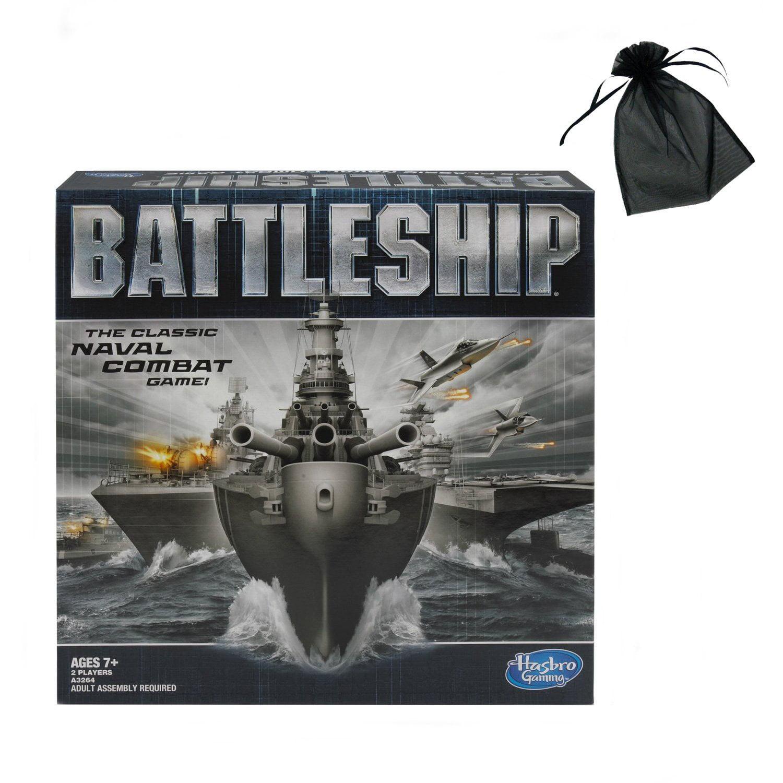 Battleship with Storage Bag, Battleship is a classic navalWalmartbat game By Hasbro by