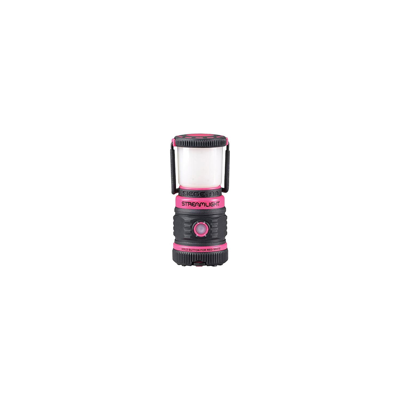 Streamlight Siege Lantern, AA Bateries, Pink by Streamlight