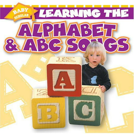 Learning the Alphabet & ABC - Learning The Alphabet Song