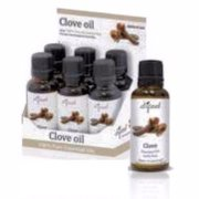 Difeel Essential Oils Extra Premium Grade Clove Oil 1 ounce (6-Pack)