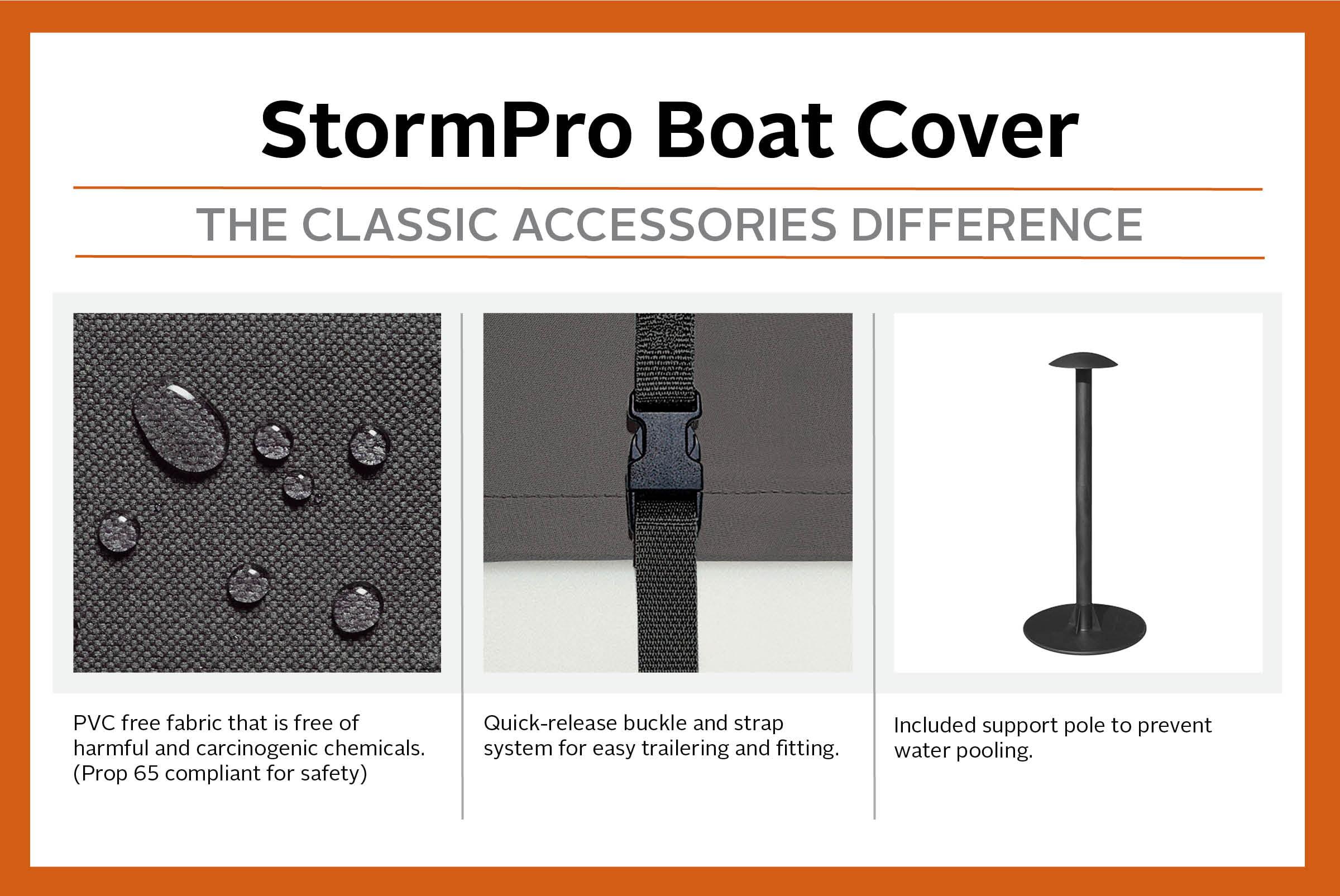 Classic Accessories StormPro Boat Storage Cover