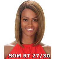 Sis Prime Human Hair Blend Lace Front Wig - RIME (FS1b/30)