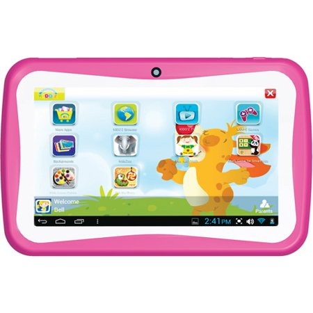 Take Offer Refurbished Supersonic 7″ Munchkinz Tablet Pink Tablets Before Special Offer Ends