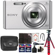 Best Point And Shoots - Sony DSC-W830 20.1MP Point and Shoot Digital Camera Review