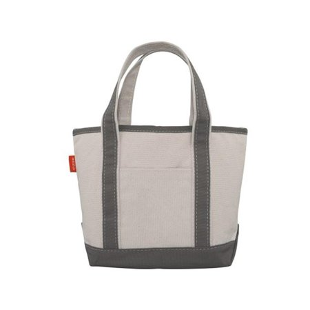 CB Station 6318 Handy Open Top Tote Bag, Gray](Gray Tote Bag)