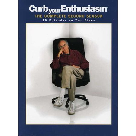 Curb Your Enthusiasm: The Complete Second Season](Curb Your Enthusiasm Halloween)