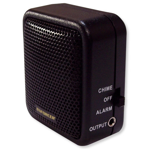 Seco-Larm Enforcer Door Entry Alert Speaker/Chime (E-931ACC-SQ)