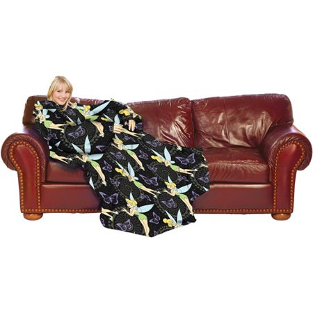 Awesome Disney Tinkerbell Sweet Pixie Blanket With Sleeves Unemploymentrelief Wooden Chair Designs For Living Room Unemploymentrelieforg