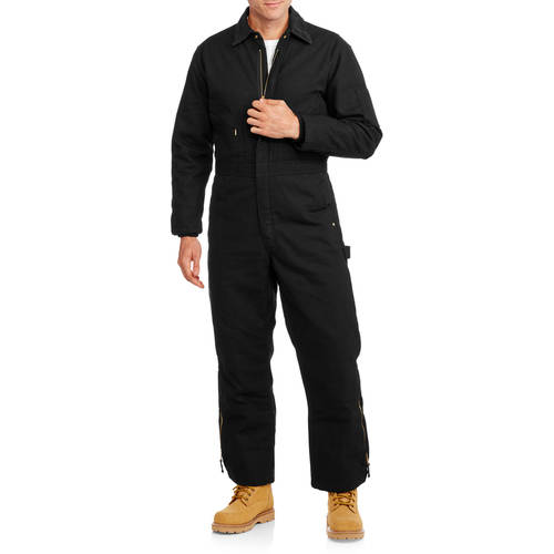 Big Men's Insulated 12 oz 100% Cotton Duck Coverall by