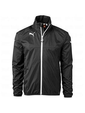 afe582bc7 Product Image Puma Men's Rain Jacket, Small, Black-White