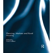 Planning, Markets and Rural Housing - eBook