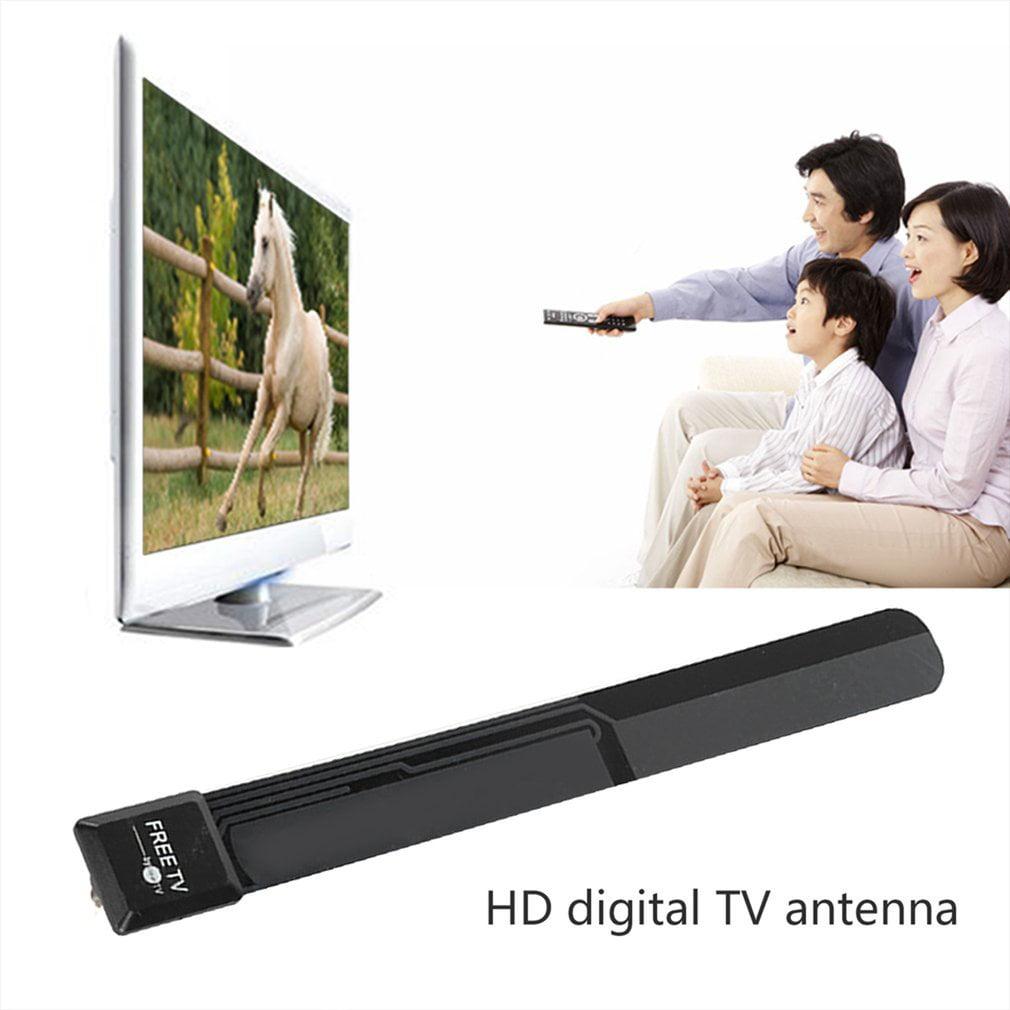 Detachable Full HD 1080P Digital Indoor TV Antenna Signal Amplifier Booster